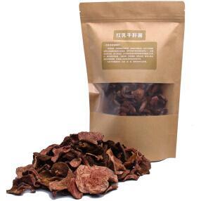青珍 云南红乳牛肝菌蘑菇250g