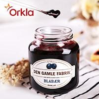 丹麦进口蓝莓果肉果酱380g*2