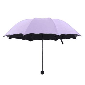 遇水开花:Supple 晴雨两用伞