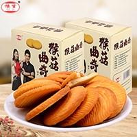 豫吉猴头菇饼干720gx2盒