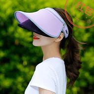 夏季女防晒遮阳帽