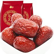 京东PLUS会员: 西域美农若羌红枣 500g 14.8元,可满99-50