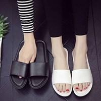 夏季情侣地板凉拖鞋