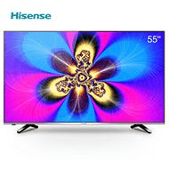历史低价:海信55英寸 4K智能液晶电视