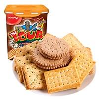马奇新新混合饼干礼盒700g