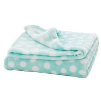 珊瑚法兰绒纯棉毛巾