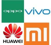 国产手机一季度销量TOP25
