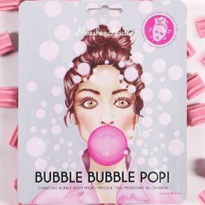 加拿大泡泡清洁面膜单片体验装