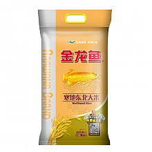 金龙鱼 粳米 寒地东北大米 5kg