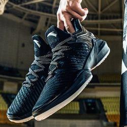20日0点:安踏 利刃 男款篮球鞋