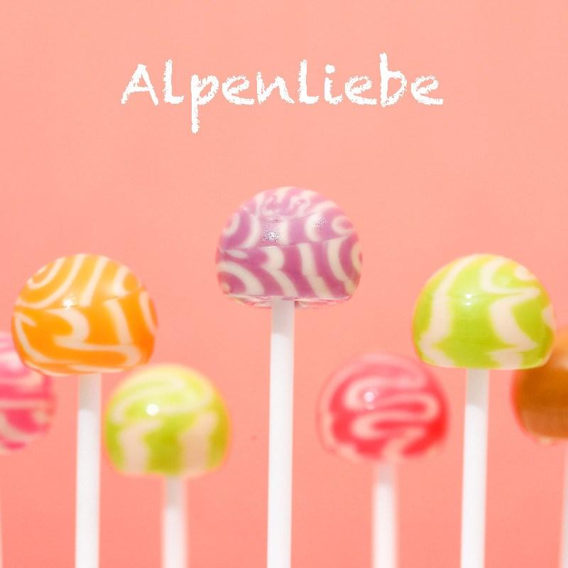 阿尔卑斯棒棒糖20支*4袋