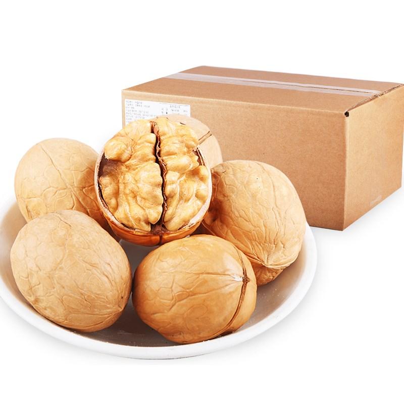 新疆特产奶香核桃坚果500g