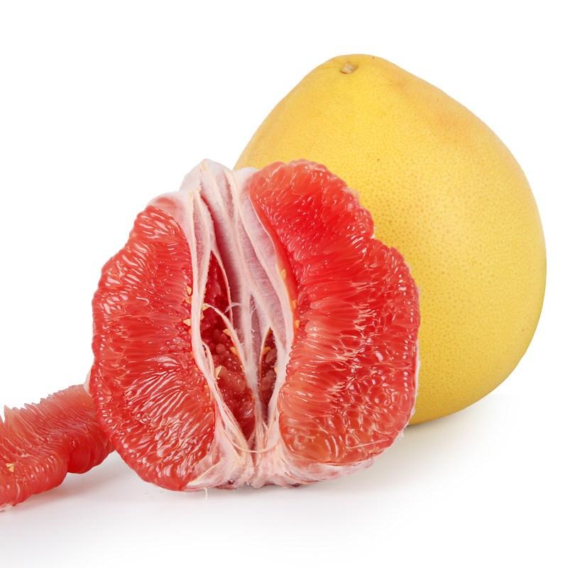 现摘福建琯溪红心柚子10斤