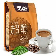 果咖 三合一速溶咖啡504克/18g*28条