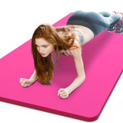 悦步瑜伽垫初学者加宽90CM防滑健身垫