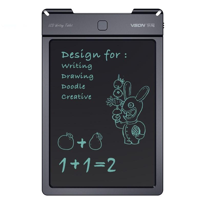 VSON儿童电子涂鸦黑板9寸
