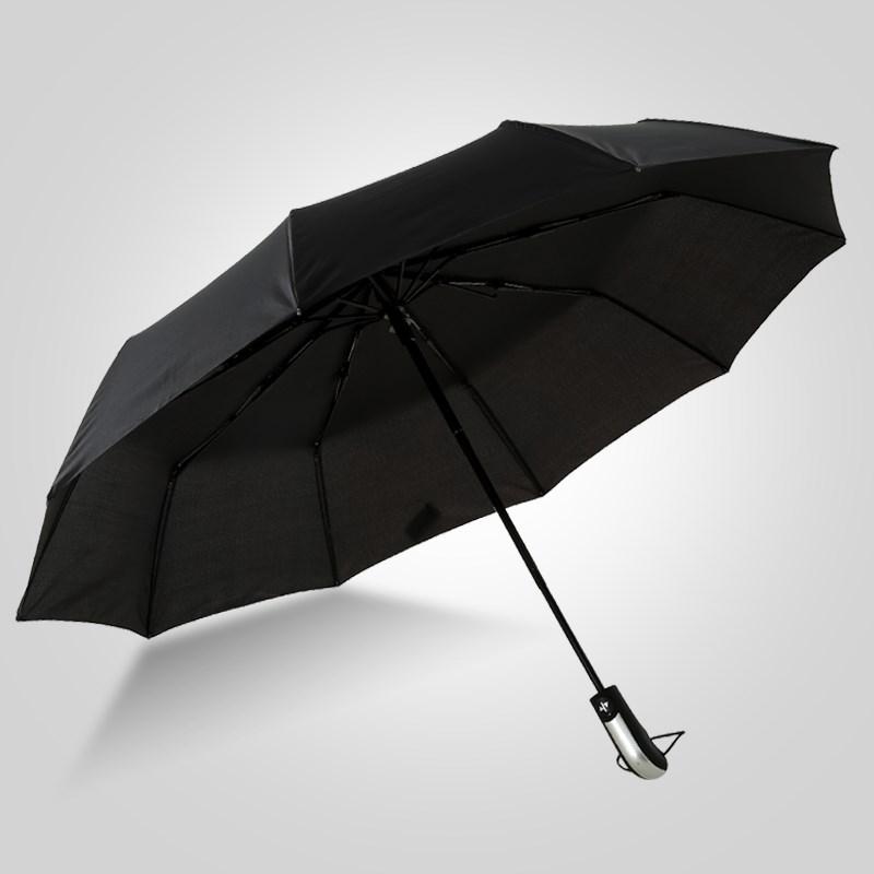 杰尼伦小清新折叠晴雨伞