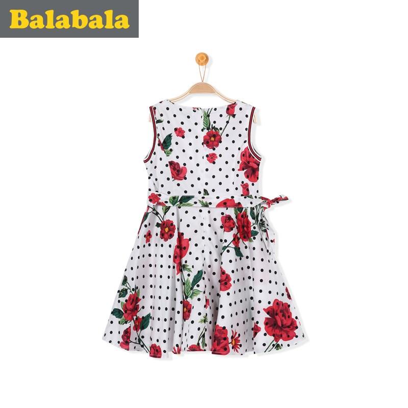 【巴拉巴拉】女童连衣裙
