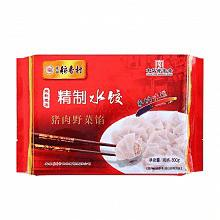 限地区:北京稻香村 猪肉野菜 精制水饺