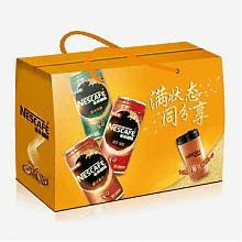 雀巢 咖啡饮料混合口味礼盒装