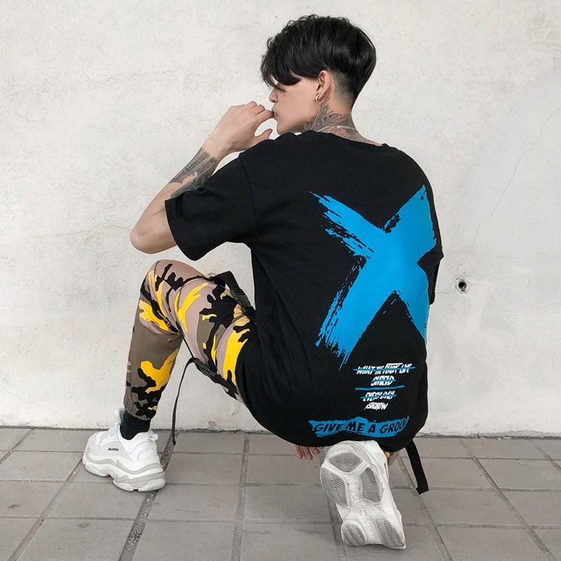 【原宿风】时尚潮牌T恤