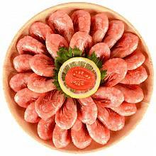 PLUS:海买 熟冻野生加拿大北极甜虾400g/袋