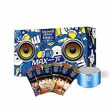 新低:麦斯威尔 速溶咖啡音乐礼盒套装496g/盒