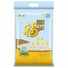 福临门 特选东北大米 粳米 5kg