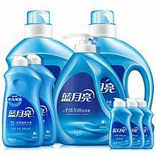 蓝月亮机洗手洗洗衣液12.48斤套装