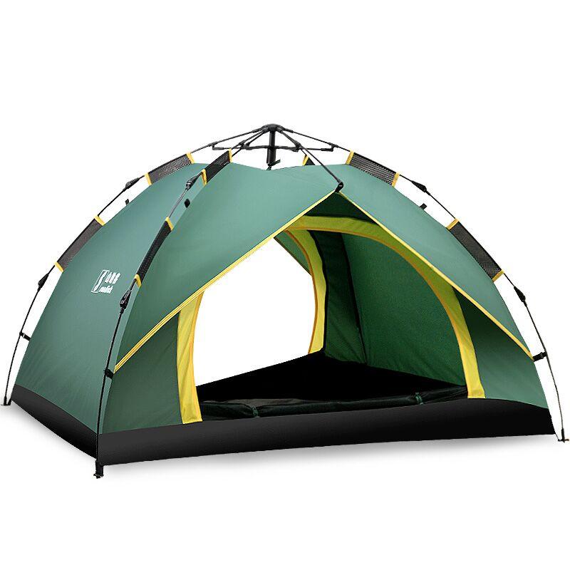 山地客野外露营帐篷210X140CM