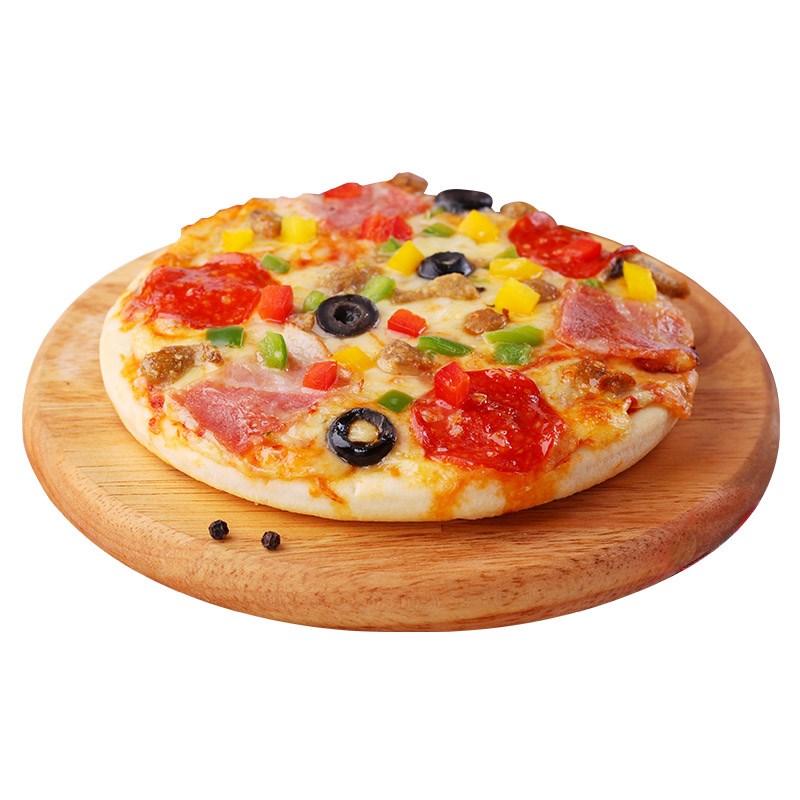 绝世 披萨套餐180g*5份赠滚刀