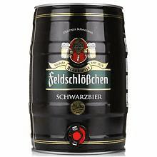 费尔德堡 黑啤酒 5L桶装