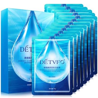 德德维芙补水面膜12片