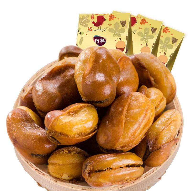 阿奴兰花豆蚕豆200g*2袋