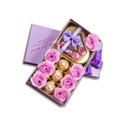 送女朋友巧克力礼盒装