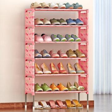 蜗家 时尚多层鞋架