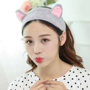 景甜同款:韩版爱可洗脸束发带