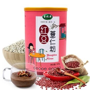 素珍康 红豆薏米粉500g