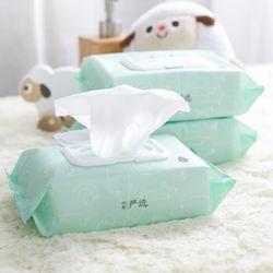 网易严选 婴幼儿湿纸巾 80片*6包