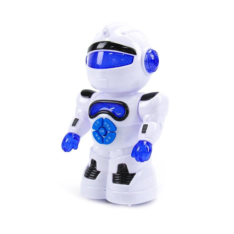 机器人玩具智能早教机