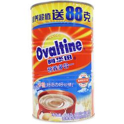 阿华田 麦芽蛋白型固体饮料 488g