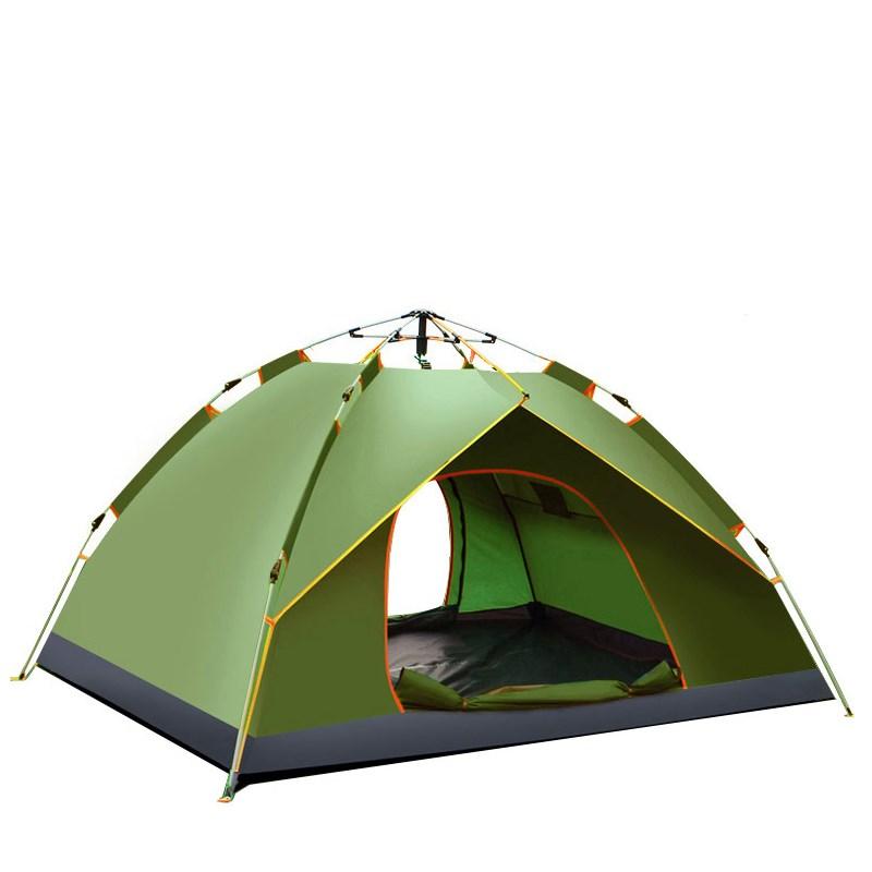 【七彩房】2-3人家庭户外帐篷