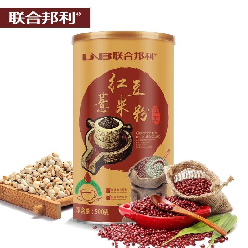 联合邦利红豆薏米粉500g