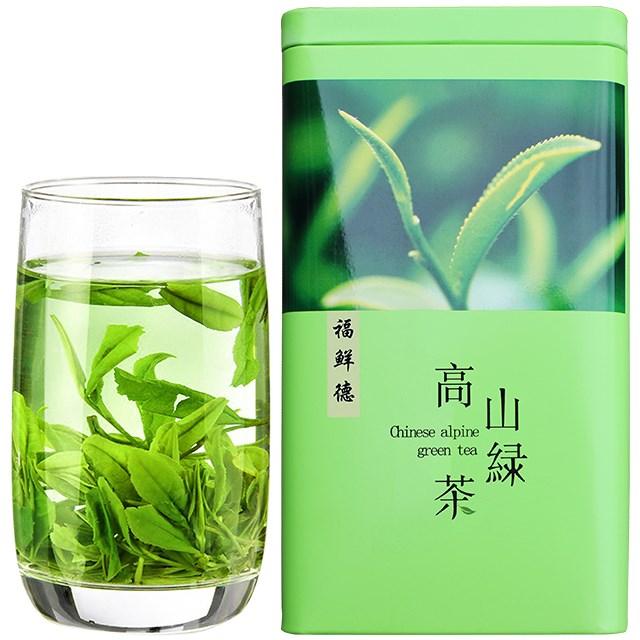 福鲜德绿茶毛尖茶500g