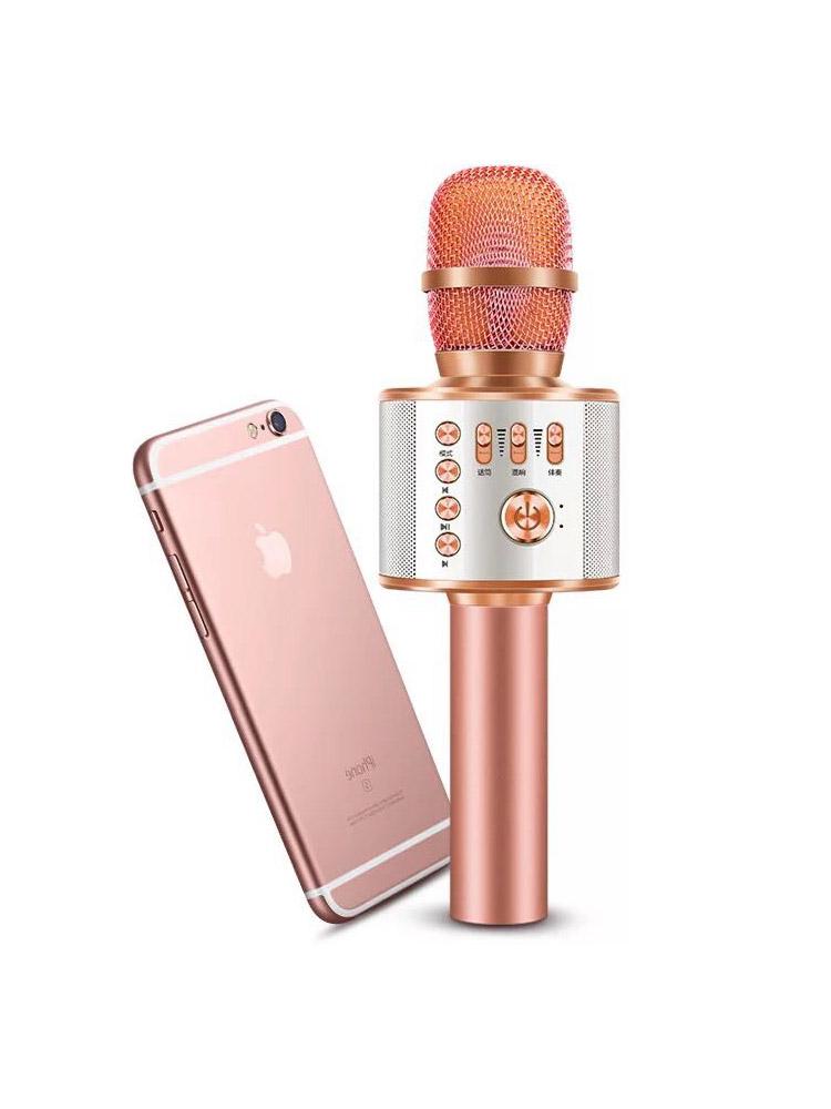 手机全民K歌麦克风家用唱歌神器
