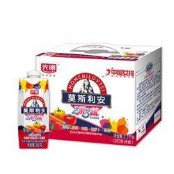 光明 莫斯利安 常温混合果蔬酸牛奶350g*6盒