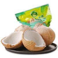 展卉 烧烤椰子 单果约400-500g 4个