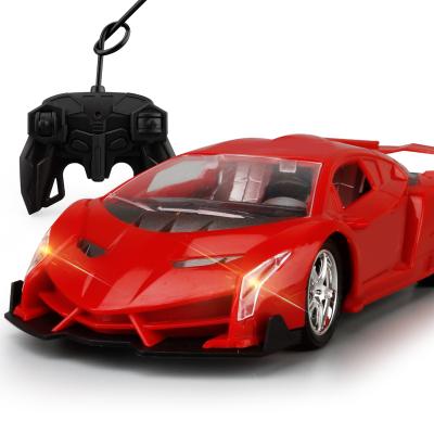 兰博基尼儿童电动遥控跑车