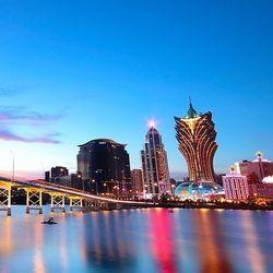 东方航空 上海-澳门3天往返含税