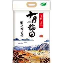 十月稻田 稻花香2号大米5kg